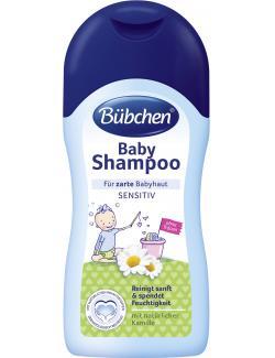 Bübchen Babypflege Baby Shampoo für feines Babyhaar  (200 ml) - 7613031507665