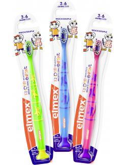 Elmex Kinder-Zahnbürste weich  (1 St.) - 4007965111006