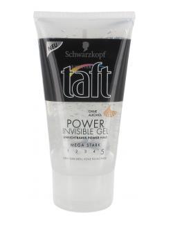 Schwarzkopf 3 Wetter Taft Power Invisible Gel  (150 ml) - 4015000946872