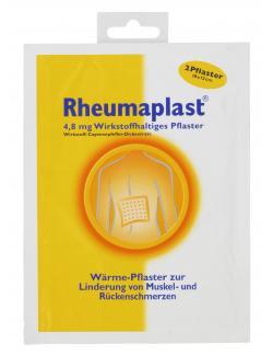 Rheumaplast  Wärme-Pflaster  (2 St.) - 4005800161391