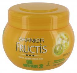 Garnier Fructis Oil Repair 3 Tiefen-Aufbau Creme-Kur  (300 ml) - 3600540160393