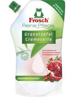 Frosch Reine Pflege Cremeseife Granatapfel  (750 ml) - 4001499111198