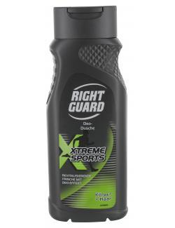 Right Guard Xtreme Sports Deo-Dusche Körper + Haar  (250 ml) - 4015000913508