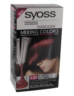 Syoss Mixing Colors 5-25 kirsch-rot-Mix  (135 ml) - 4015000943000
