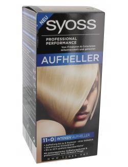 Syoss Professional Performance 11-0 Intensiv Aufheller  (115 ml) - 4015000938709