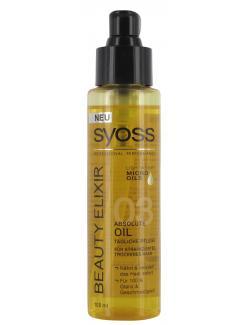 Syoss Beauty Elixir Absolute Oil  (100 ml) - 4015000946261