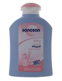 Sanosan Baby Pflegeöl  (200 ml) - 4003583063314