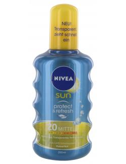 Nivea Sun Protect & Refresh Sonnenspray LSF 20  (200 ml) - 4005808283439
