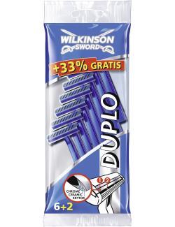 Wilkinson Sword Duplo  (8 St.) - 4027800418855