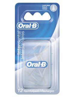 Oral-B Interdental Bürsten Nachfüllpack konisch fein  (1 St.) - 3014260779542