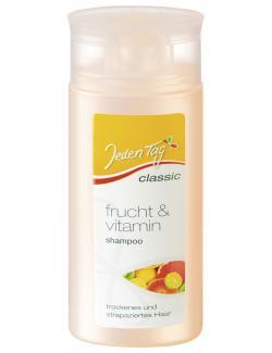 Jeden Tag  Frucht & Vitamin Mini Shampoo  (50 ml) - 4306188064138