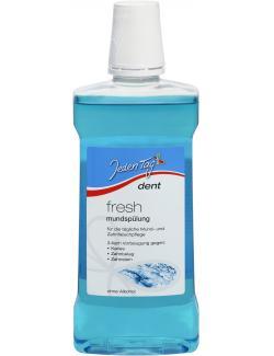 Jeden Tag Dent Fresh Mundspülung  (500 ml) - 4306180003951