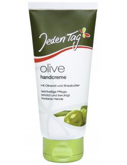 Jeden Tag Handcreme Olive  (100 ml) - 4306180002961
