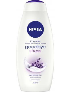 Nivea Goodbye Stress Cremebad  (750 ml) - 4005808741458