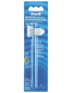 Oral-B Denture Prothesenbürste  - 4103330012166