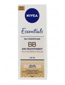 Nivea BB Cream 5-in-1 Blemish Balm hell  (50 ml) - 4005808745241