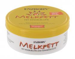 Enzborn Melkfett mit Ringelblume und Sonnenschutz  (150 ml) - 4105170600084