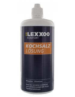 Lexxoo Komfort Kochsalzlösung  (360 ml) - 4033413633608