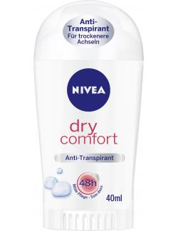 Nivea Dry Comfort Anti-Transpirant Stick  (40 ml) - 42237310
