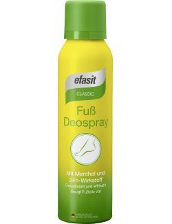 Efasit Classic Fuß Deospray  (150 ml) - 4006647060052