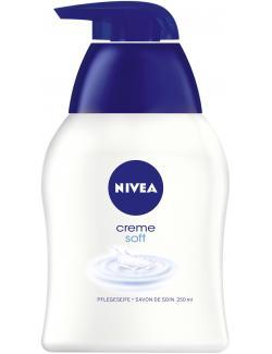 Nivea Creme Soft Cremeseife  (250 ml) - 4005808070008