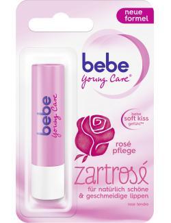 Bebe Young Care Lippenpflege zartrosé  (1 St.) - 3574660408591