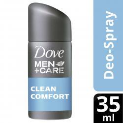 Dove Men+Care Clean Comfort Deo Spray  (35 ml) - 50400270