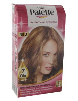 Schwarzkopf Poly Palette Coloration 546 caramel goldblond  (115 ml) - 4015000997775