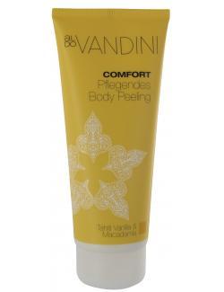 Aldo Vandini Comfort Tahiti Vanilla & Macadamia Body Peeling  (200 ml) - 4003583176076