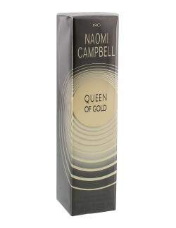 Naomi Campbell Queen of Gold Eau de Toilette  (30 ml) - 737052697642