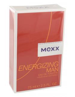 Mexx Energizing Man Eau de Toilette  (75 ml) - 737052679112