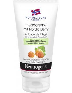 Neutrogena Handcreme mit Nordic Berry  (75 ml) - 3574661022543