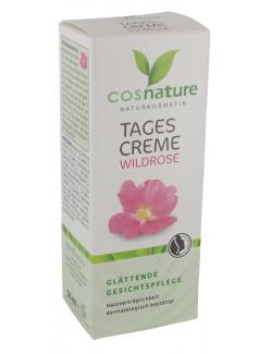 Cosnature Tagescreme Wildrose  (50 ml) - 4030409091008
