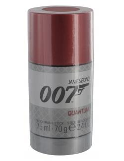 James Bond 007 Quantum Deodorant Stick  (75 ml) - 737052739601