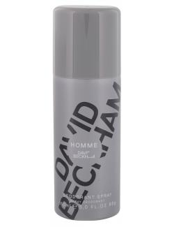 David Beckham Homme Deodorant Spray  (150 ml) - 3607342292420