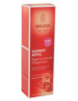 Weleda Granatapfel regenerierte Pflegelotion  (200 ml) - 4001638088596