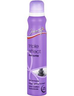 Jeden Tag Triple Effect Deo Spray  (200 ml) - 4306180009007
