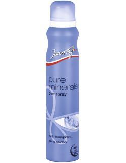 Jeden Tag Pure Minerals Deo Spray  (200 ml) - 4306180009175