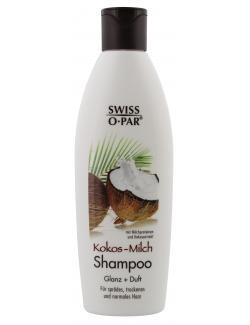 Swiss-O-Par Glanz + Duft Kokos-Milch Shampoo  (250 ml) - 4104260064409