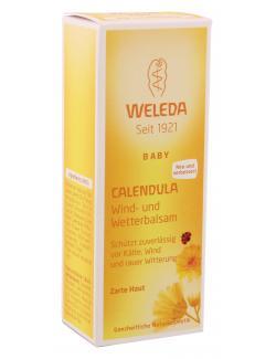 Weleda Calendula Wind- & Wetterbalsam  (30 ml) - 4001638096638