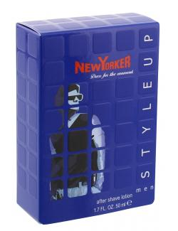 New Yorker Style Up After Shave Lotion  (50 ml) - 4011700913060