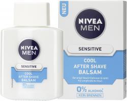 Nivea Men Cool After Shave Balsam sensitive  (100 ml) - 4005808914715