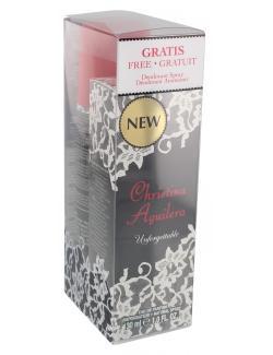 Christina Aguilera Unforgettable Eau de Parfum & Deodorant Spray  (1 St.) - 737052744902
