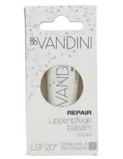 Aldo Vandini Repair Lippenpflegebalsam Sheabutter & Bienenwachs  (10 ml) - 4003583179923