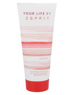 Esprit Your Life Shower Gel  (200 ml) - 3607347470885