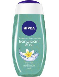 Nivea Frangipani & Oil Pflegedusche  (250 ml) - 4005900053671