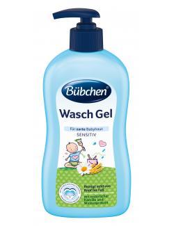 Bübchen Wasch Gel Kamille & Weizenprotein  (400 ml) - 7613034749581