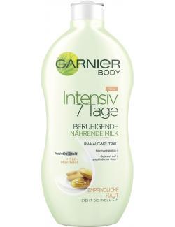 Garnier Body Intensiv 7 Tage Beruhigende nährende Milk Mandelöl  (400 ml) - 3600541327146