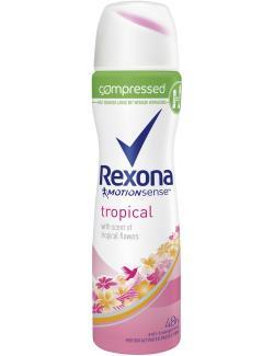 Rexona Motionsense Tropical Deo Spray  (75 ml) - 96078204