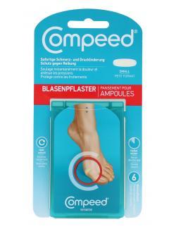 Compeed Blasenpflaster small  (6 St.) - 5708932007290